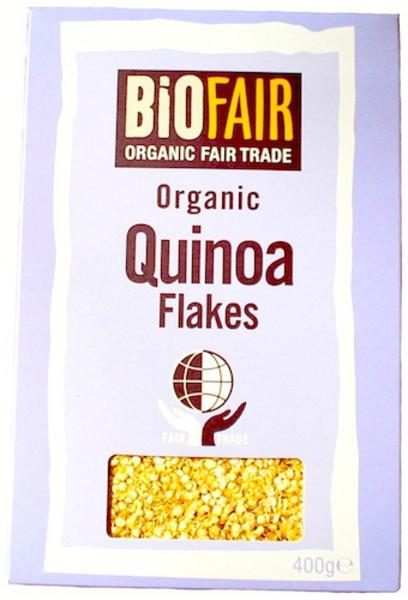 Quinoa Flakes No Gluten Containing Ingredients