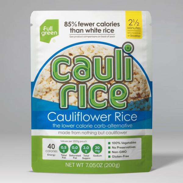 Original Cauliflower Rice Gluten Free, Vegan