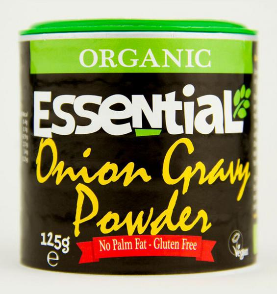 Onion Gravy Powder Gluten Free, Vegan, ORGANIC