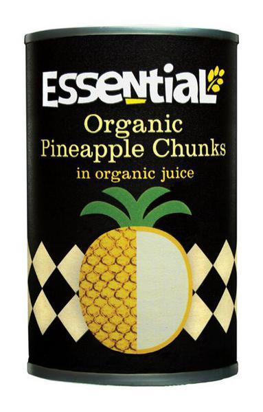 Pineapple Chunks ORGANIC