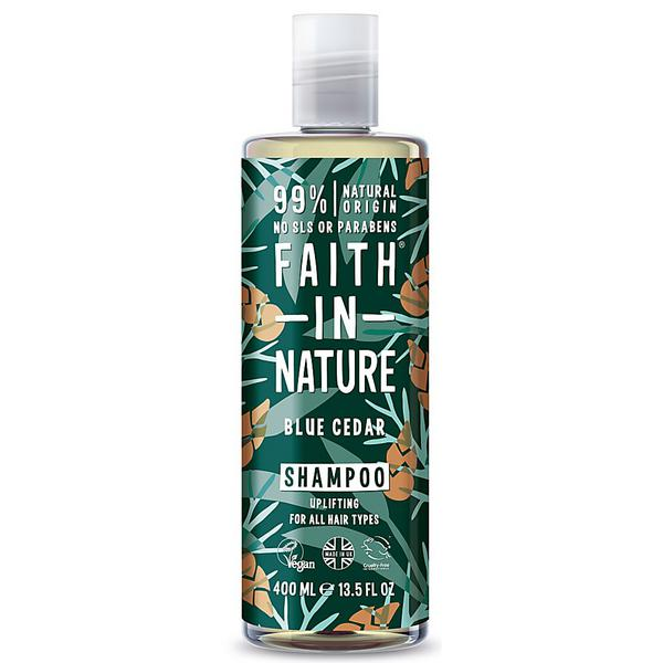 Blue Cedar Shampoo Vegan