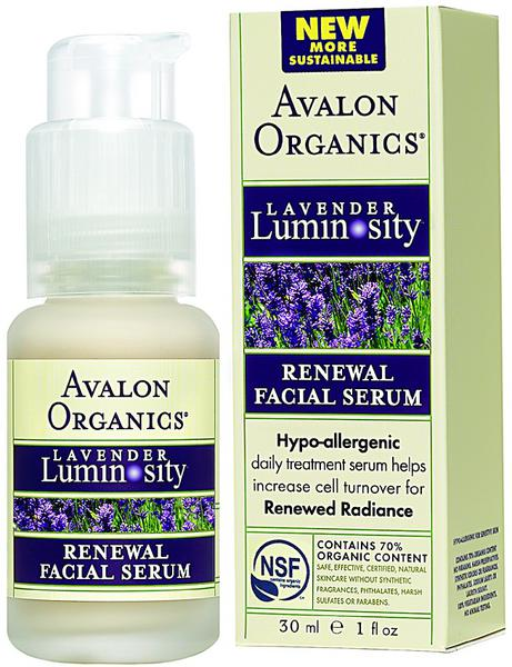 Lavender Facial Serum Renewal