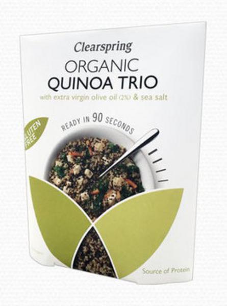 90 Second Quinoa Trio Gluten Free, ORGANIC