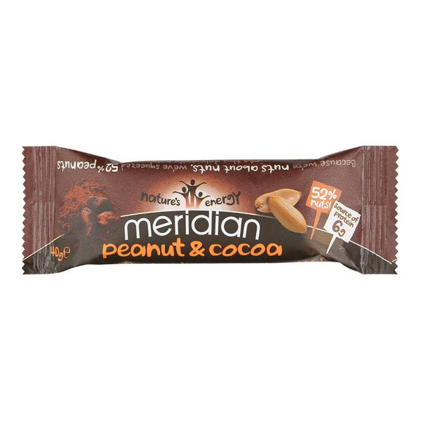 Peanut & Cocoa Snackbar Vegan
