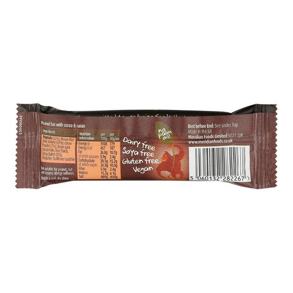 Peanut & Cocoa Snackbar Vegan image 2
