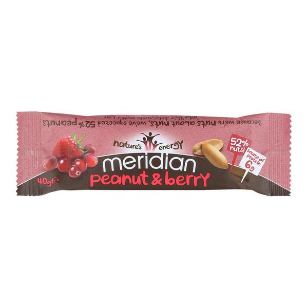 Peanut & Berry Snackbar Vegan