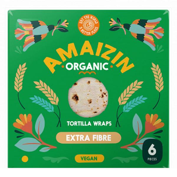 Extra Fibre Tortilla Wrap