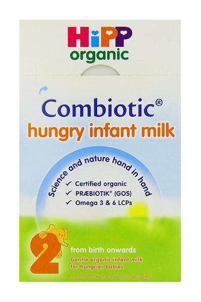 Hungry Infant Milk Powder ORGANIC