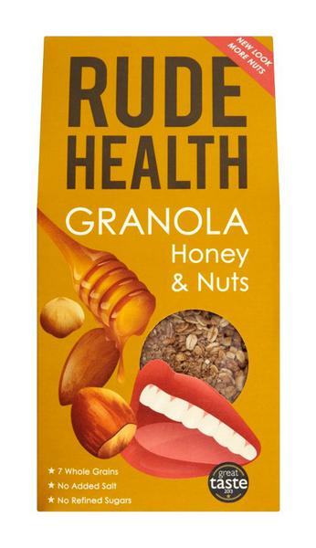 Honey & Nut Granola