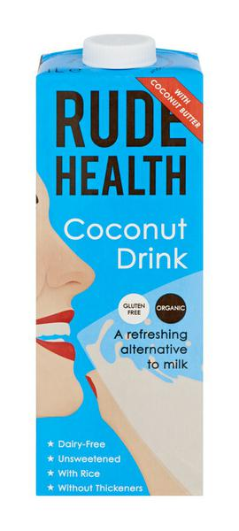 Coconut Drink dairy free, Gluten Free, ORGANIC