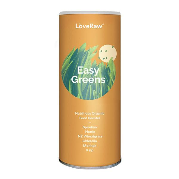 Organic Easy Greens Superfood Powder In 150g From Loveraw