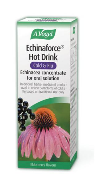 Echinaforce Hot Drink Echinacea Elderberry
