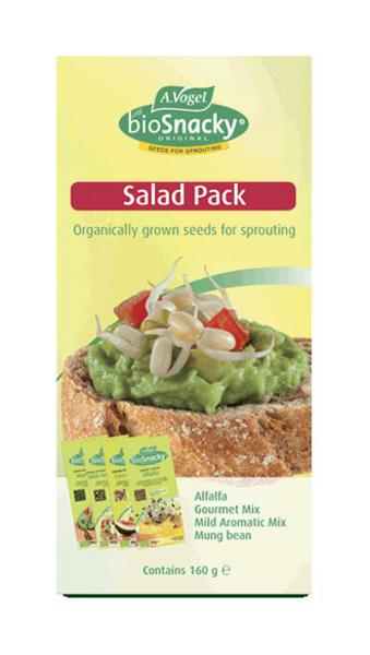 BioSnacky Salad Sprouting Mix