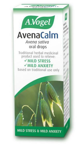 AvenaCalm Avena Sativa Drops