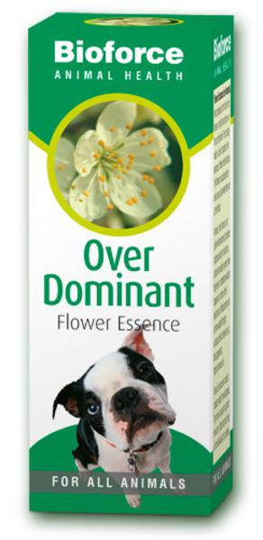 Over Dominant For Pets Tincture Vegan, ORGANIC