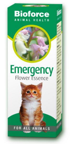 Emergency Essence For Pets Tincture Vegan, ORGANIC