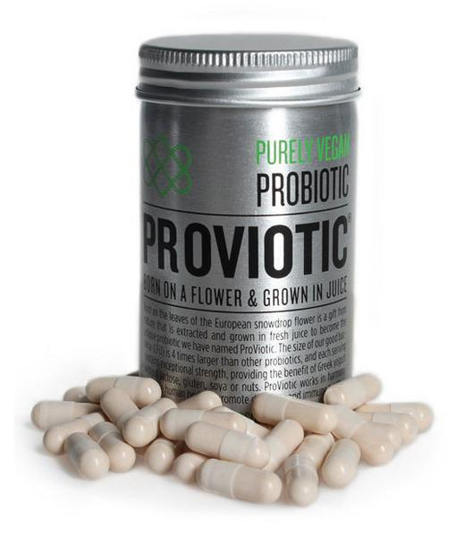 Probiotic Vegan