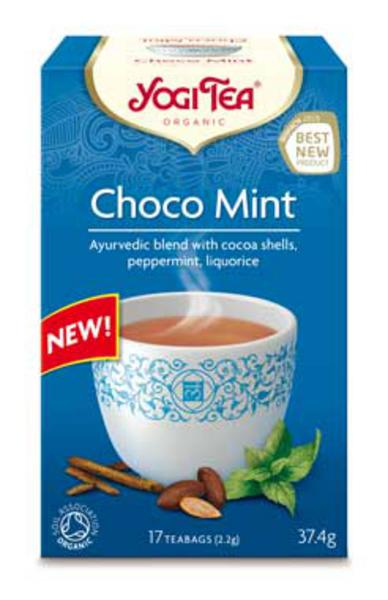 Chocolate Mint Tea ORGANIC