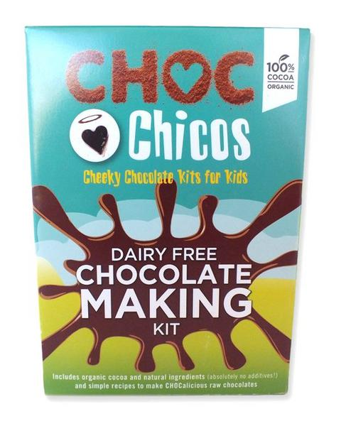Chocolate Making Kit For Kids dairy free