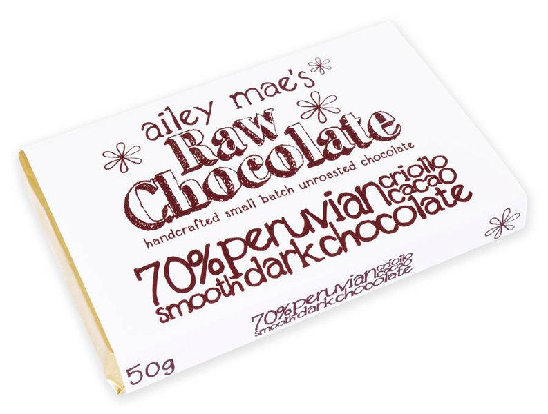 Plain Raw Chocolate