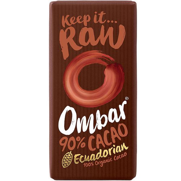 90% Raw Cacao Raw Chocolate ORGANIC