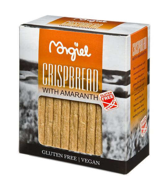 Crispbreads With Amaranth Gluten Free