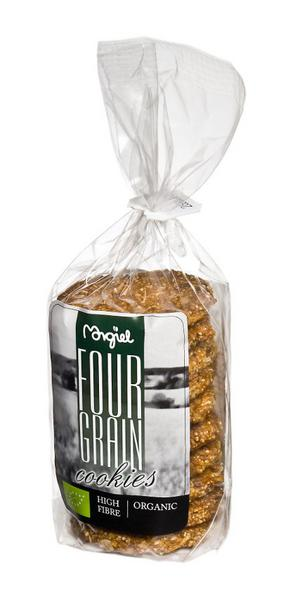 Four Grain Cookies ORGANIC