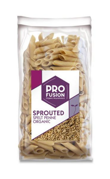 Sprouted Spelt Penne Pasta