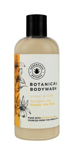 Neroli & Lime Body Wash Vegan