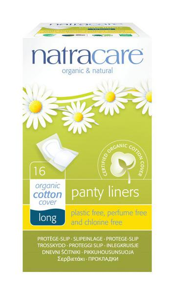 Long Panty Liners ORGANIC