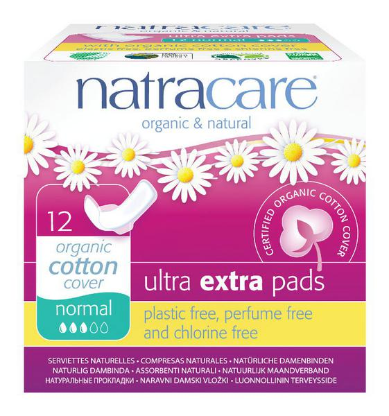 Ultra Extra Pads Regular Vegan