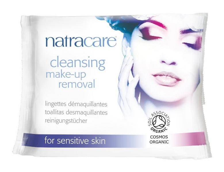 Cleansing Make Up Remover Wipes ORGANIC