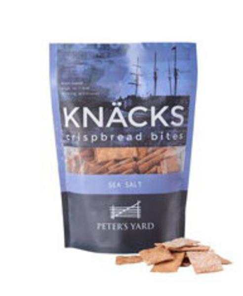 Knacks Sea Salt Crispbreads Bites