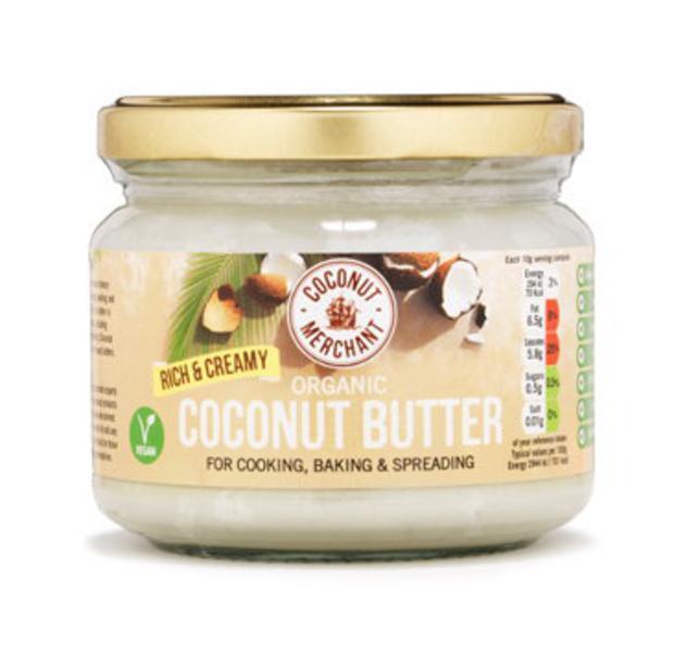 Rich & Creamy Coconut Butter ORGANIC