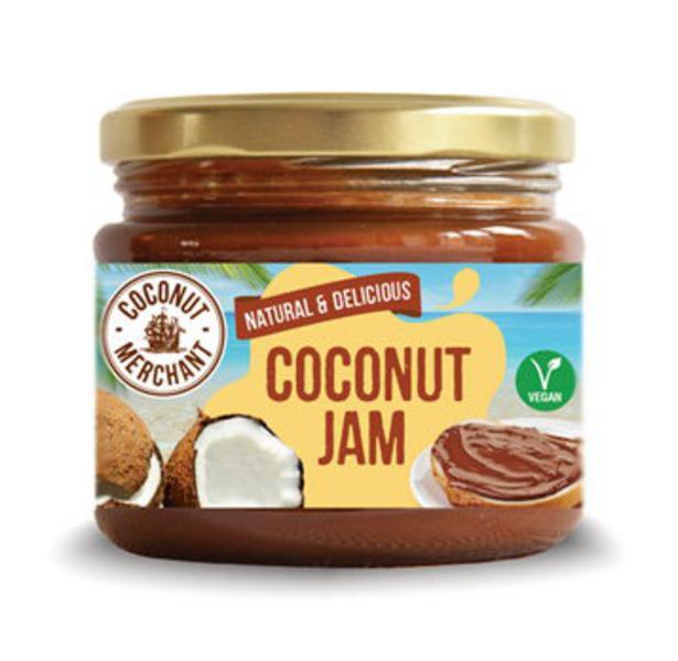 Coconut Jam Vegan