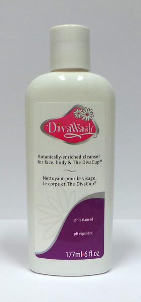 DivaWash Cleanser