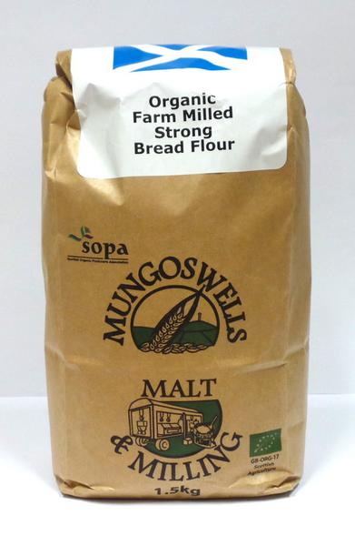 Strong Bread Flour ORGANIC