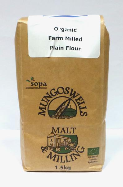 Plain Flour ORGANIC