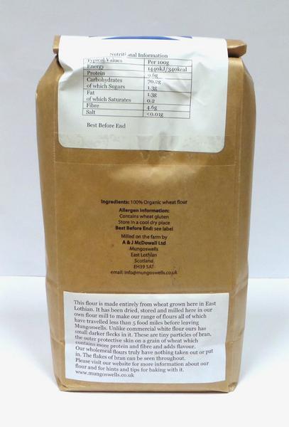 Plain Flour ORGANIC image 2