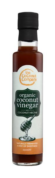 Coconut Vinegar With Nectar ORGANIC