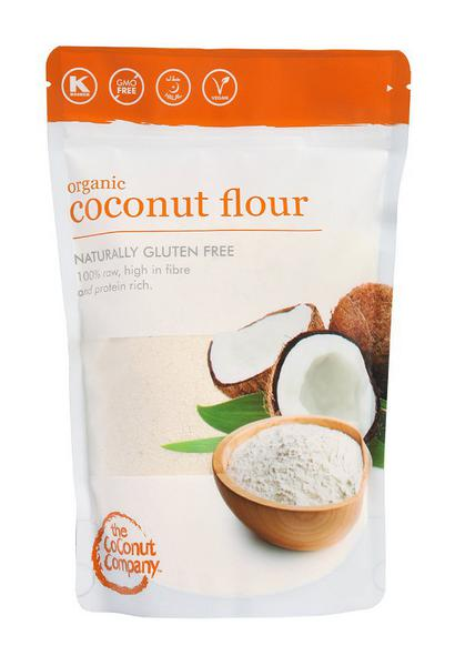 Coconut Flour No Gluten Containing Ingredients, ORGANIC