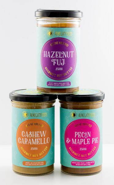 Cashew Caramello Nut Butter ORGANIC image 2