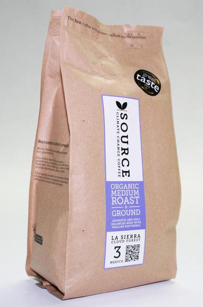 Medium Roast Ground Coffee Mexico ORGANIC