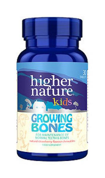 Kids Growing Bones Calcium dairy free, Gluten Free