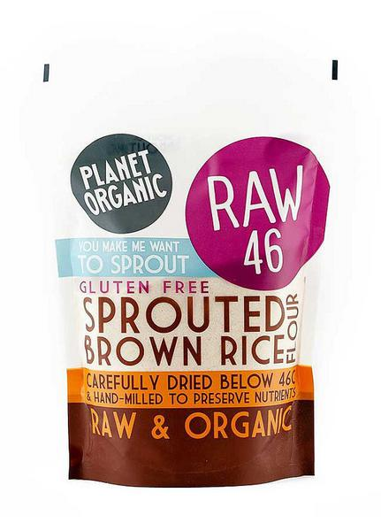 Sprouted Brown Rice Flour Gluten Free, ORGANIC