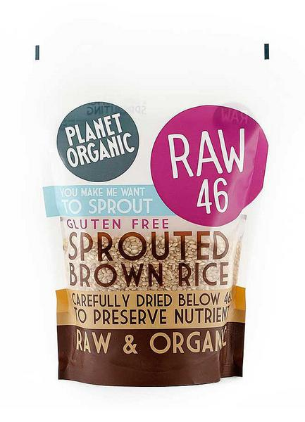 Sprouted Brown Rice ORGANIC