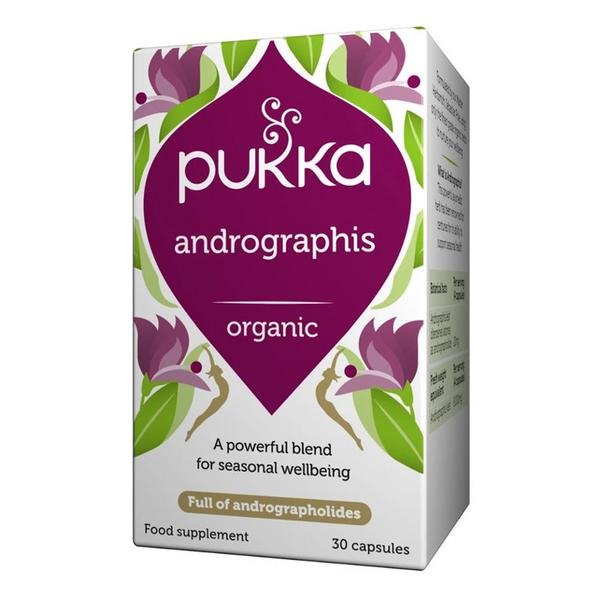 Andrographis Supplement