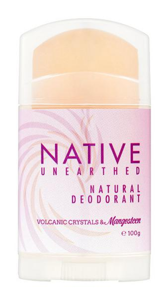 Crystal Deodorant Stick With Mangosteen