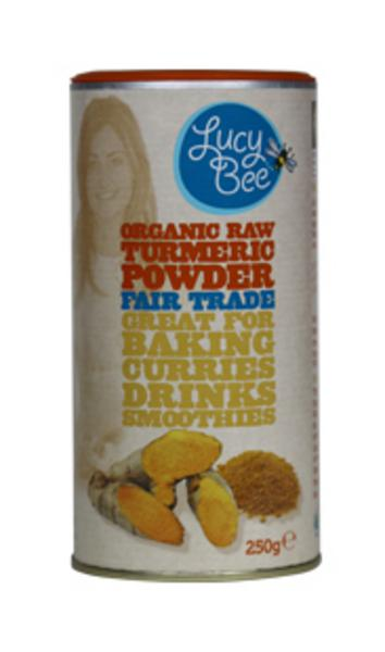 Turmeric Powder FairTrade, ORGANIC
