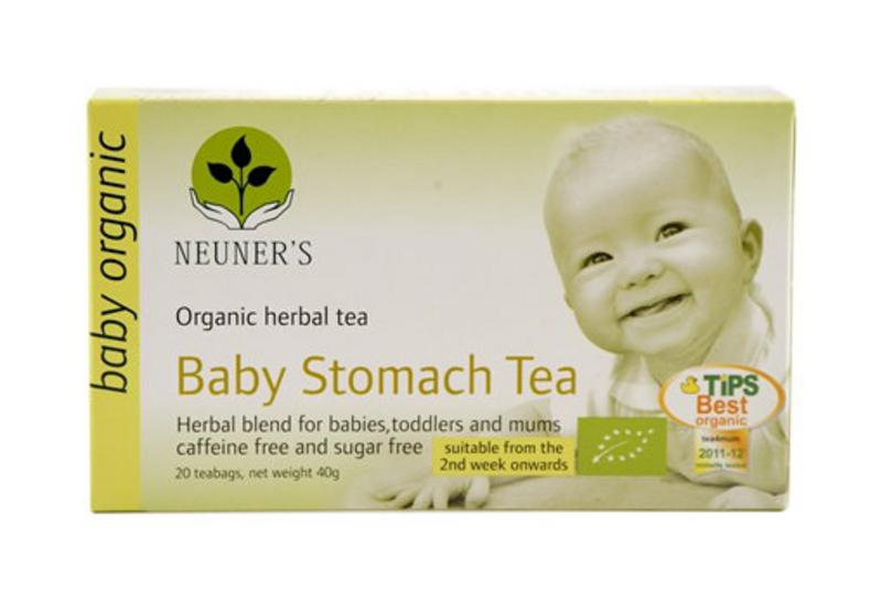 Baby Stomach Ease Tea ORGANIC